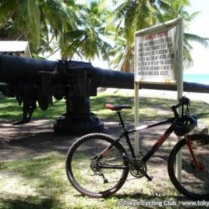 Cannon Point Diego Garcia....SECRET Island