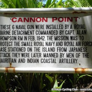 Brief History on Cannon Point
