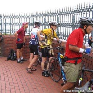Tour de Himono 2006-07-16: Sora, Gary, Brian, Ben