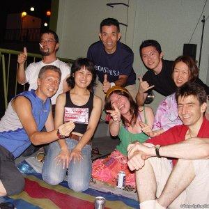 Sumidagawa Hanabi Party, 2006.