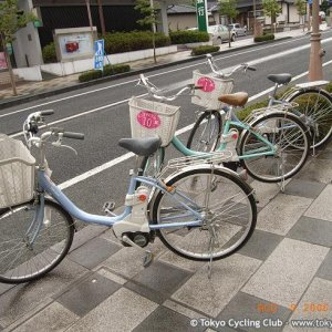 Rent-A-Motor-Assisted-Bike at Hiraizumi (平泉)