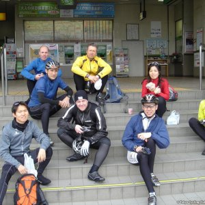 Okutama hill climbing - March 17