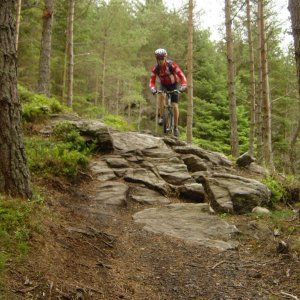 Wolftrax Trails, Laggan, Scotland