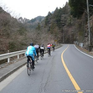Okutama Hill Climb
