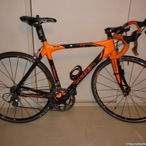 Orbea Onix full carbon