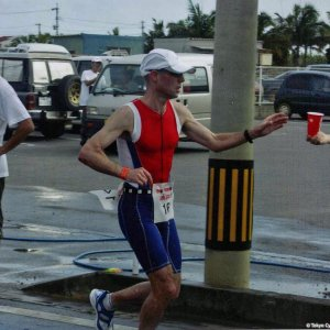 Miyakojima Triathlon Run