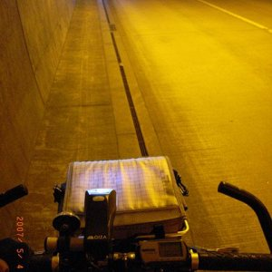 in a long long tunnel (Golden Week 2007)
