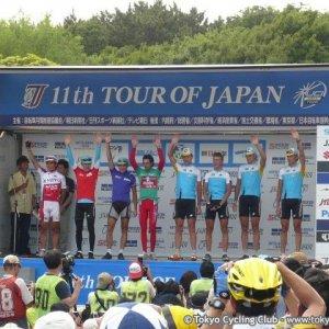 11th TOUR OF JAPAN観戦