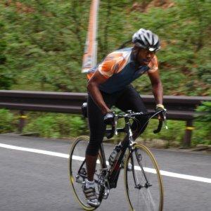 Onsen climb
