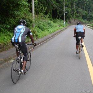 Onsen descent
