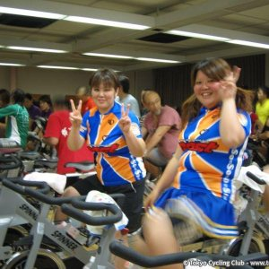 Event of Spinnig (at,CENTRAL Nishidai Branch)