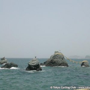The Wedded Rocks - 夫婦岩