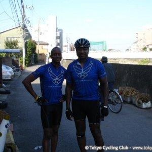 Haneda ride 9/9/2007