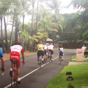 Honolulu Century Ride 2007