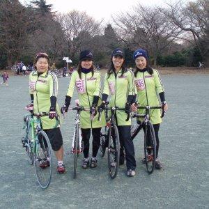 Tokyo enduro 2007