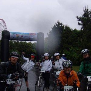 Tokyo Century Ride 2008