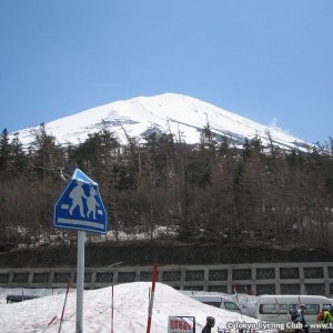 Soro Training(at, Mt.Fuji)