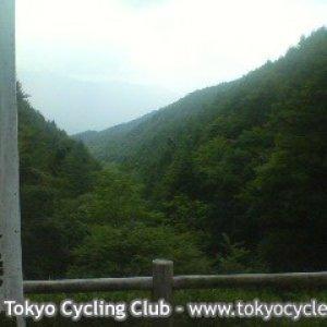 411 - Descent from 柳沢峠 Toge