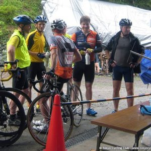 Second Tokyo Hillclimb Nariki StagePre