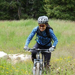 Naomi on 401 Trail