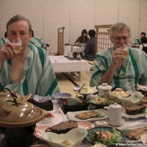Reverse Chiba Day 1 Dinner