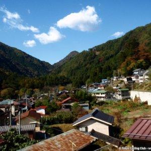 Near Tabayama-mura