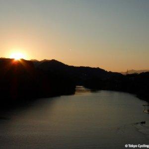 Sagamiko sunset