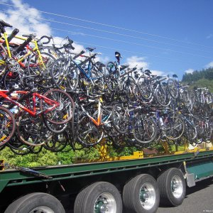 Lake Taupo Cycle Challenge in NZ