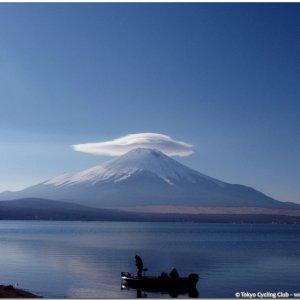 Lake Yamanaka Dec. 29, 2008