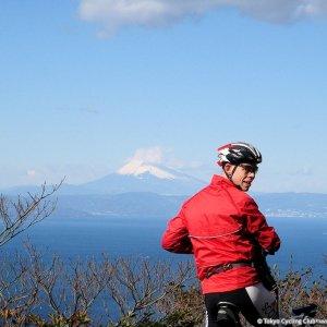 Skyline Route on Oshima