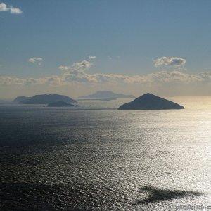Izu island chain