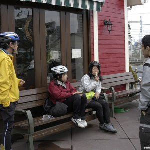 Sun 1 Mar. TEAM OSOI ! 3rd.Tamagawa Delicioue Ride(Plan by Mayu)