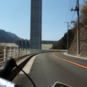 Chichibu-Enzan Loop ! Spectacular viaduct along Rd #140