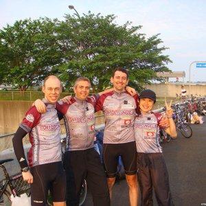 Hitachi Naka 7hours enduro race