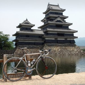 Tour de Utsukushigahara, visit to Matsumoto Castle