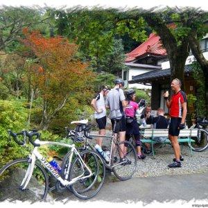 Vending machine oasis near Ashigahara-toge