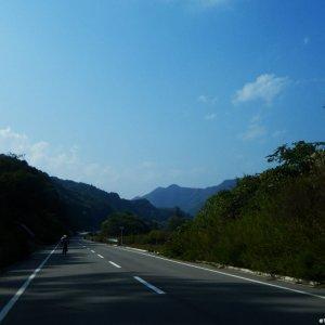 Jikkoku-toge downhill to Saku-shi