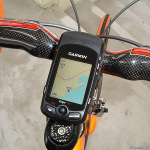 Garmin Edge 705 Club
