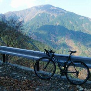 Cyclocrossing my way up Inukoeji-toge