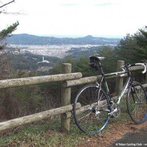 Hill overlooking Kesennuma, Miyagi