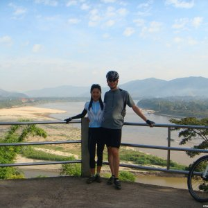 Biking trip in Thailand