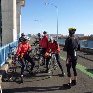 Arakawa Ride (6 February 2010)