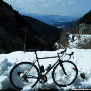 Splash-mountain Wada-toge March 12, 2010
