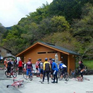 MOB Sayonara Ride... Wada TT