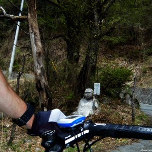 Last training before Itoigawa patented 250km-loop
