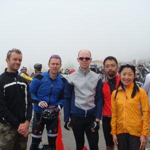 Mt. Fuji International Hill Climb 2010