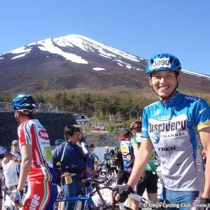 Mt Fuji funride 2010