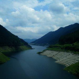 Urayama dam, Saitama