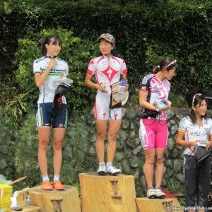 The Professional Ladies' Podium