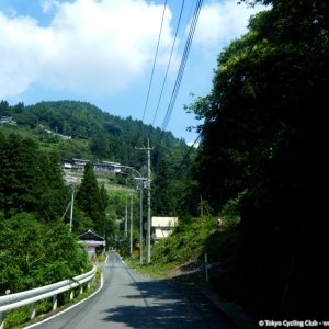 idyllic R284 part of Ryusei Hillclimb route